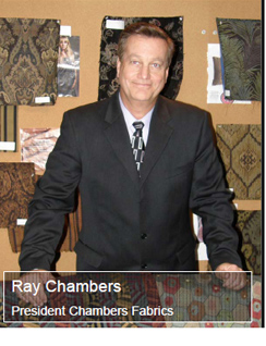 Ray Chambers - England Furniture Company Suppliers