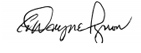G. Wayne Pigman Signature - England Furniture Company Suppliers