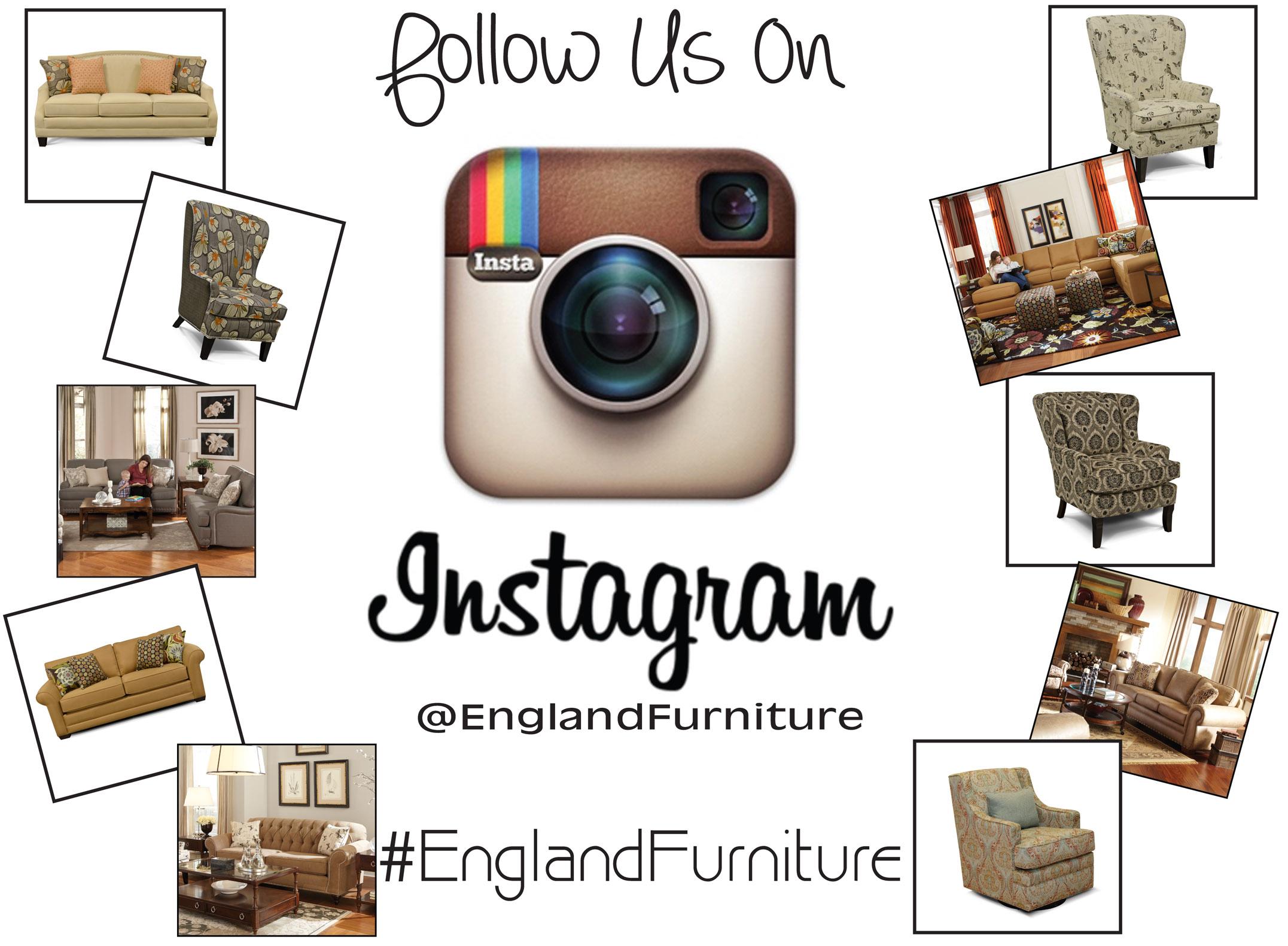 England Furniture on Instagram