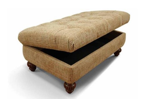 England Furniture Benwood Cocktail Ottoman
