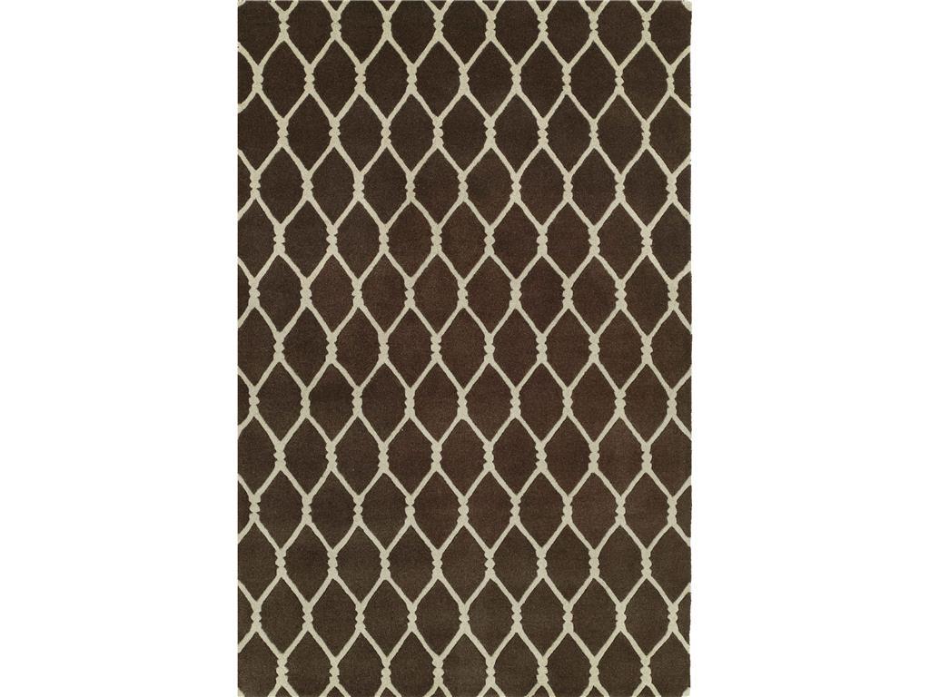 England Furniture Dimension Brown rug